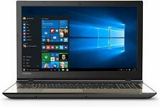 "TOSHIBA satellite L55-C 15.6"" Laptop w/ 1TB, Intel i5-5200U 2.2GHz, 8GB DVD WiFi"