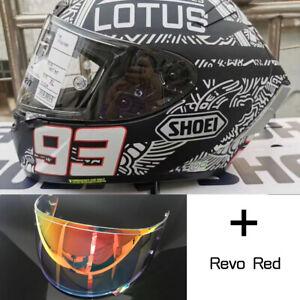 MARC MARQUEZ X14 FULL FACE HELMET MOTO GP CASCO DIGI ANT MARC MARQUEZ 93 RACING