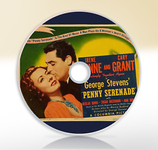 Penny Serenade (1941) DVD Classic Drama Film / Movie Irene Dunne Cary Grant