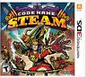 Code Name S.T.E.A.M. (Nintendo 3DS, 2015) BRAND NEW Codename STEAM