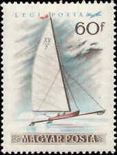 Scott # C160 - 1955 - ' Ice Yacht '