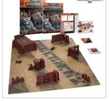 Kill Team Killzone Sector Fronteris Game Board
