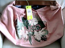 Unifarbene Damentaschen aus Baumwolle mit einem Träger