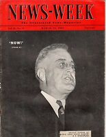 1937 Newsweek March 13 - La Guardia says Hitler should be in horror chamber