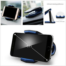 Car Plastic Mount Holder Stealth Dashboard Stand Cradle For Smart Phone iPhone