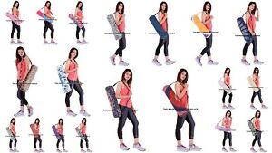 Indian Yoga Mat Mandala Cloth Bag Adjustable Strap Portable Gym Bags Beach Bag