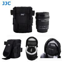 JJC 78x125mm Deluxe Lens Pouch Bag for Nikon AF Nikkor 50mm 1:1.8D 18-55mm
