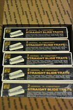 Yankee 2x2 slide straight tray to hold 40 slides 5-2-pack  10 trays total