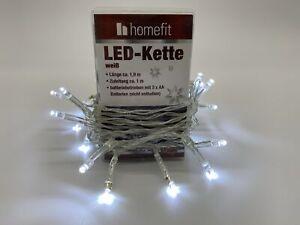 Led Stripe Lichterkette Warm-weiß für Weihnachten Weihnachtsbaum mit Schalter