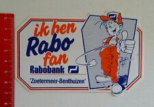 Aufkleber/Sticker: Rabobank (130516193)