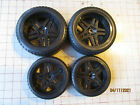 Maisto Radio Control Car Wheels ONLY for Model # 81200 (4 Wheels only)