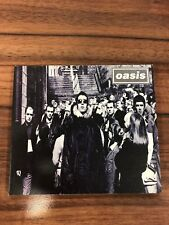 OASIS - D'YOU KNOW WHAT I MEAN - UK PICTURE 4 TRACK CD SINGLE - CRESCD 256