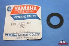 NOS Yamaha Carburetor Gasket YT125 HT1 CS5 YZ80 DT100 TY175 MX100 193-14126-00