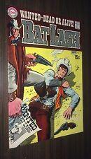 BAT LASH #7 -- November 1969 -- VF- Or Better