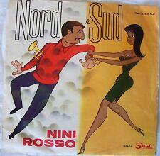 Nini Rosso Nord E Sud / Via Caracciolo 45 Record
