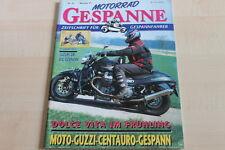 152030) Moto Guzzi Centauro Walter Gespann - Motorrad Gespanne 39/1997