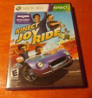 Kinect Joy Ride Microsoft Xbox 360