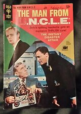 THE MAN FROM U.N.C.L.E. NO. 16 - GOLD KEY - JANUARY 1968