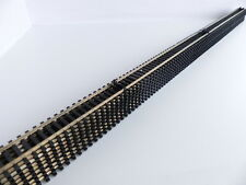JOUEF / HORNBY R 8090 / 8 RAILS DROITS SEMI FLEXIBLES 914 MM R8090 MAILLECHORT