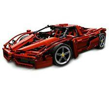 Decool Enzo Technic 1:10 Scale 1359 piece compatible blocks model
