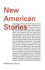 Vintage Contemporaries: New American Short Stories by Ben Marcus (2015,...