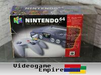 1x Schutzhülle PET Nintendo 64 N64 Konsole OVP Verpackung Hülle Box Protector