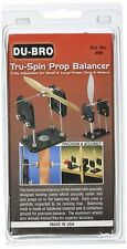 Du-Bro TRU-SPIN PROP BALANCER Set for R/C and Control Line