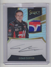 COLE CUSTER 2017 Select NASCAR Racing Prizm Race Used Sheet Metal Auto