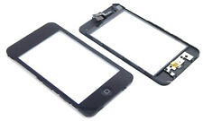 For Ipod Touch 3 3G Touchscreen Touch Digitizer Home Button Flex + Frame