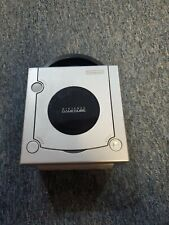 Nintendo GameCube Platinum Silver Console (NTSC) Dol-001 & AC. Tested Working!