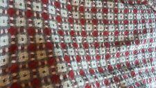 Manta De Lana Gris Rojo Blanco Cuadros Ikea