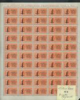 RSI E LUOGOTENENZA 1944 EX L.2,55 ROMA FOGLIO **