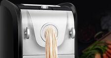 PASTA MAKER Noodles STEEL ALLOY BODY  Dough Maker/Lasagna ELECTRIC AUTO BLACK