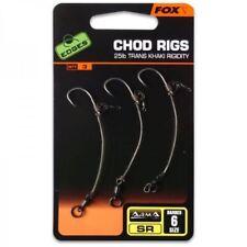 FOX CHOD RIG TAGLIA 8 - ANELLO GIREVOLE / pesca carpa