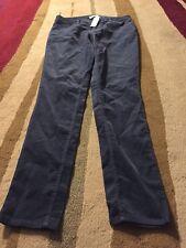 Lane Bryant Bluish Gray Curdoury Pants 8T NWT