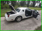 2002 Ford Thunderbird Deluxe 2002 Ford Thunderbird 5.3L Automatic Transmission Leather Interior Backup Cam