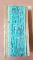 Cornice in legno Oro AZZ. per quadri,foto,stampe,poster -LAR.CM7 ALT 3.5 BAT.2.5