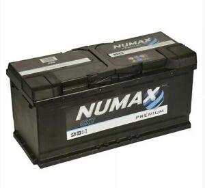 020 Numax Car Battery 12V 110Ah Audi BMW Land Rover Range Rover Porsche etc