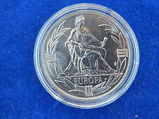 """TRESOR DU PATRIMOINE"" - MEDAILLE / Medal - EUROPE / Europa - ECU 1981 (BU)"