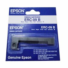 Epson ERC-22 09B Ribbon Cartridge for M-163 164 190 192 Dot Matrix Printer 10pcs