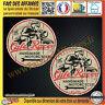 2 Stickers Autocollant adhésif café racer handmade motorcycles