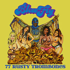 77 Rusty Trombones - Blowfly (2016, CD NIEUW) Explicit Version