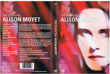 Alison Moyet - The Essential - Video Collection - DVD 2002 - Top Zustand - Rare