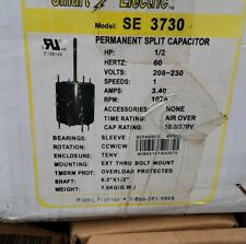 SMART ELECTRIC 1/2HP Blower Motor PermSplit Capacitor 1075RPM 3.40AMP 60HZ #A242