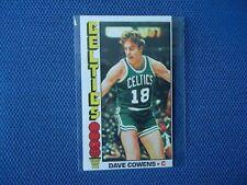 1976 TOPPS BASKET BALL DAVE COWENS BOSTON CELTICS NICE CONDITION