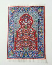 Vintage Ifsahan Persian Rug Dollhouse Miniature 1:12