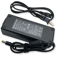 NEW 120W 19V AC Power Adapter Charger For Toshiba PA3717E-1AC3 PA-1121-04 & Cord