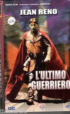 L' ultimo guerriero (2001) VHS DNC  Video 1a Ed.  Jean RENO