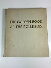 Golden Book of the Rolleiflex Hardcover HC-B&W images 1936