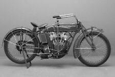 New listing Indian 1916 - 1920 Powerplus Motorcycle Parts Manual for 1917 1918 1919 service